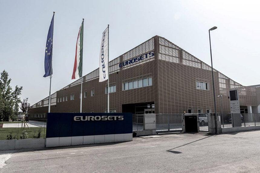 Eurosets Stabilimento Produttivo Medolla