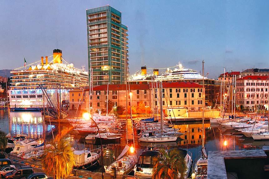 Savona Prima Citta Europea Certificata Leed For Cities