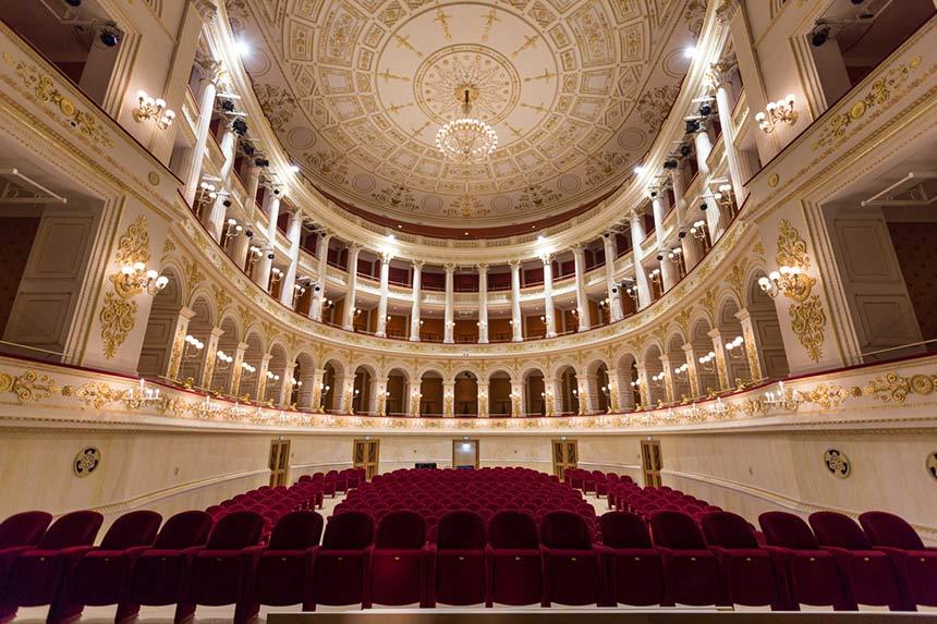 Storico Teatro Amintore Galli Riapre Sipario Rimini