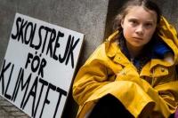 Greta Thunberg Sciopero Mondiale Futuro Azioni Non Slogan