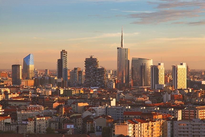 Progetto Porta Nuova Milano Leed